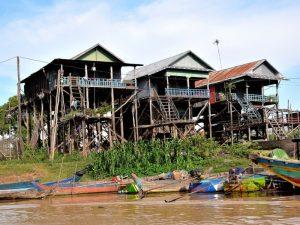 Nicht überall in Kambodscha ist Strom vorhanden