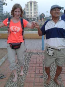 Trinkgeld und Spenden helfen den Menschen in Kambodscha