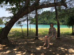 Reisespezialistin Anne Mies