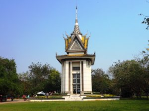 Killing Fields in Phnom Penh