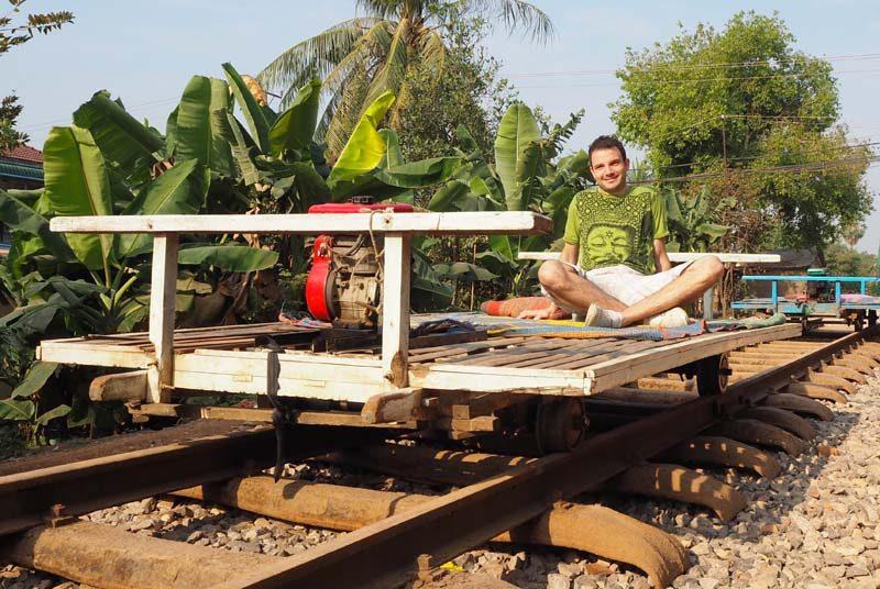 Battambang Kolonialcharme Kambodscha Urlaub