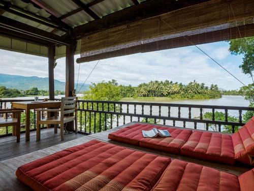 Traumhafter Ausblick vom Balkon