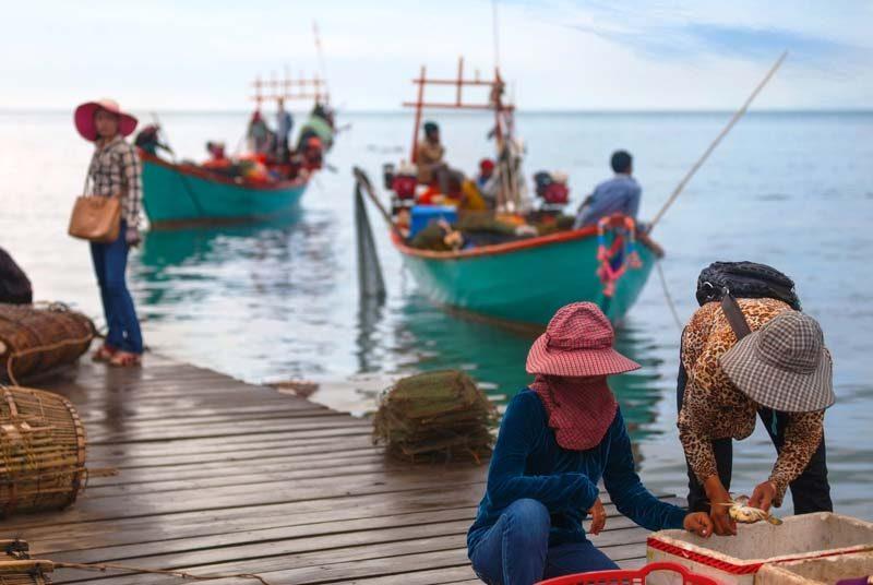 3 Wochen Kambodscha Rundreise Fischer