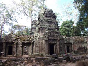 Der Buddhismus ist die am weitesten verbreitete Religion in Kambodscha