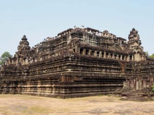 Tempel in Angkor