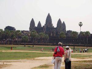 Besuch der Tempel von Angkor mit einem Guide