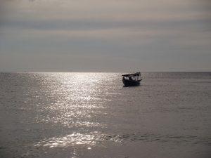 Boot Kambodscha Urlaub