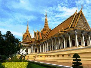 Das Chinesische Neujahr ist ein bekannter Feiertag in Kambodscha und Asien