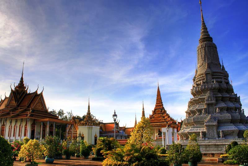 3 Wochen Kambodscha Phnom Penh