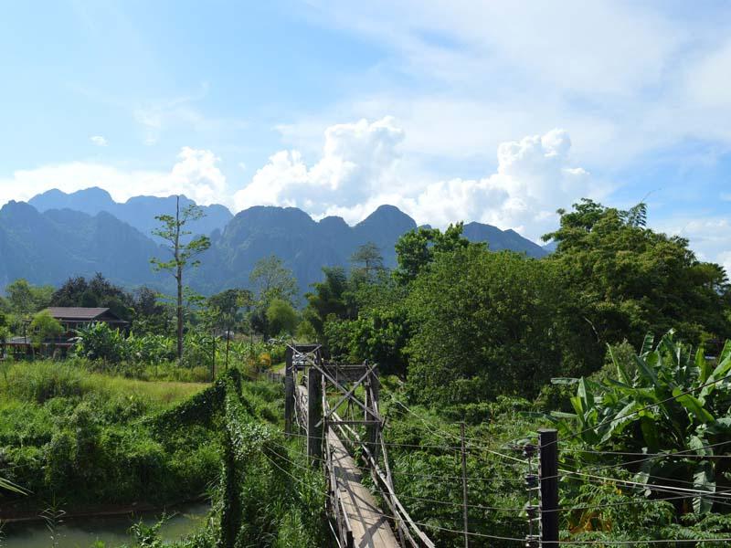 Kambodscha und Laos kombinieren