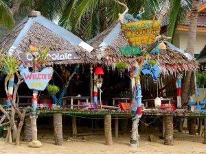 Strandbar in Thailand