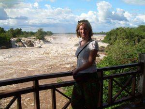 Phapheng Wasserfälle bei Don Khone