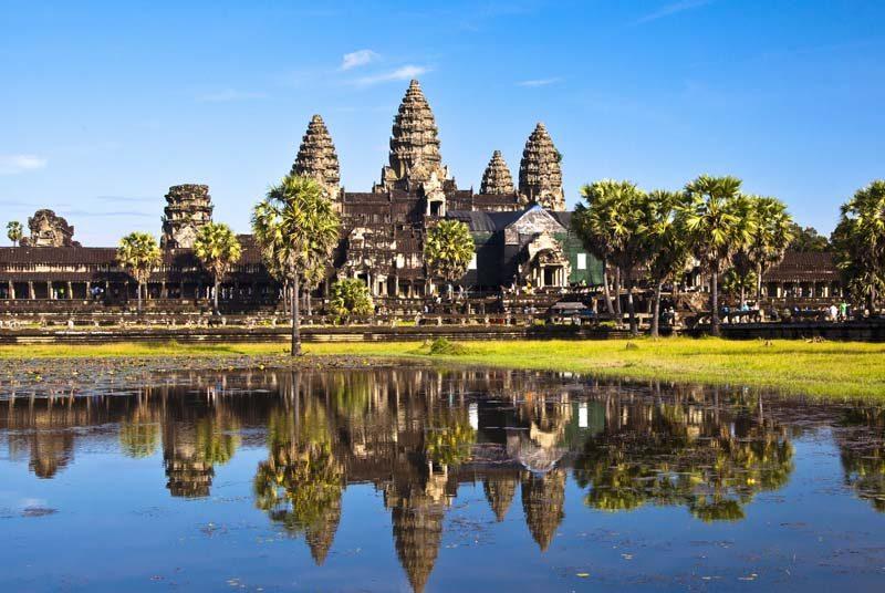 Stelle Sie sich Ihre Reise nach Kambodscha individuell zusammen
