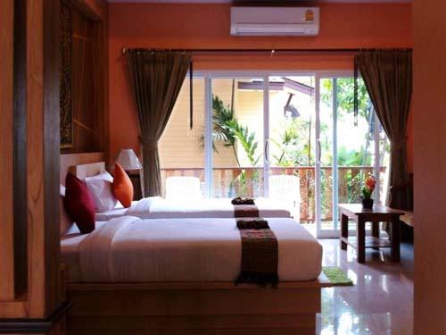 Gemütliches Zimmer auf Koh Chang