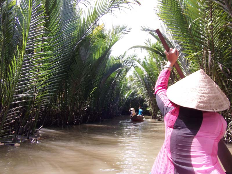 Erkunden Sie auf Ihrer Indochina Reise das Mekong Delta