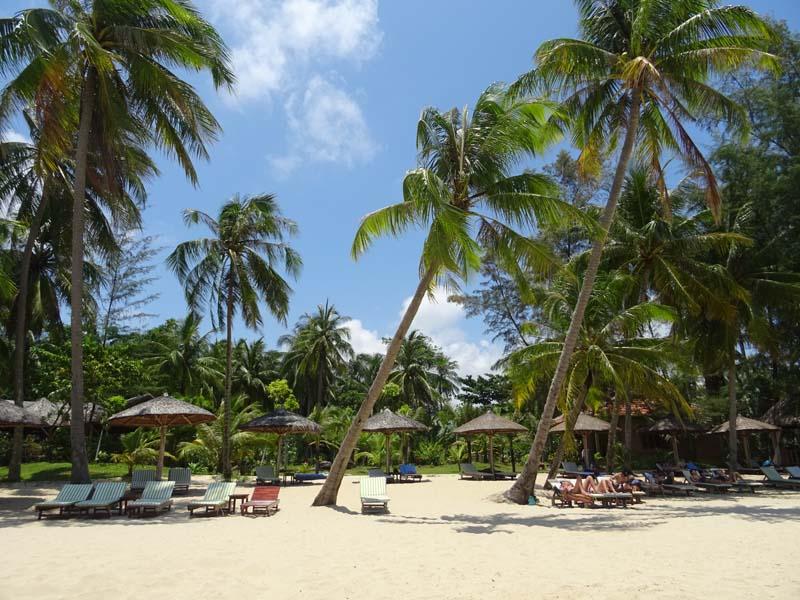 Entspannung pur auf Phu Quoc