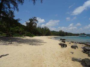 Strand auf Phu Quoc