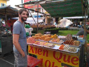 Garküche in Saigon
