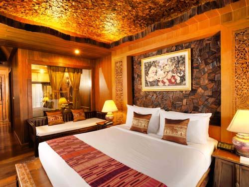 Komfortables Zimmer auf Koh Chang