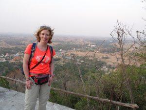 Reisespezialistin Stefanie Krämer