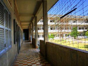Ehemaliges Gefängnis S-21 in Phnom Penh