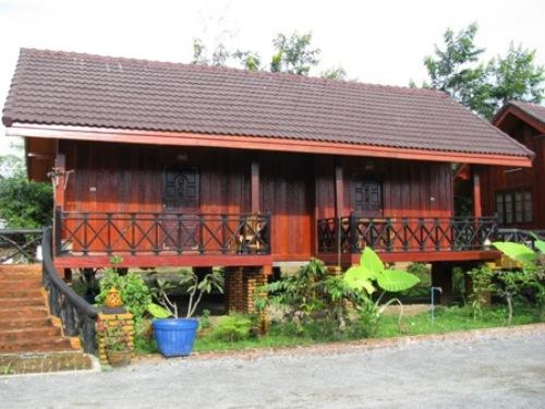 Bungalow in Luang Namtha