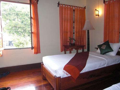 Zimmer in Luang Prabang