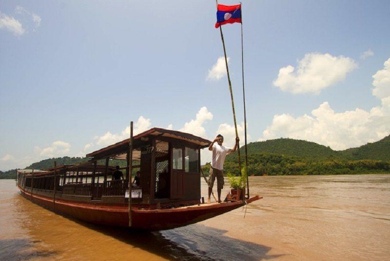 3 Wochen Laos - Mit einer Flusskreuzfahrt den Mekong entlang