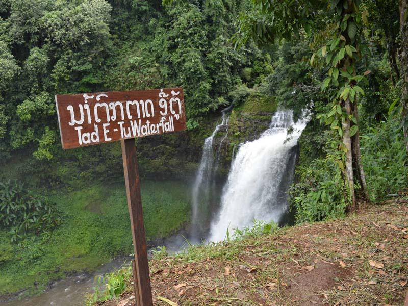 Tad E Tu Wasserfall