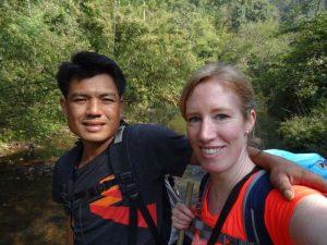 Kommen Sie auf Ihrer Reise durch Laos in Kontakt mit Einheimischen
