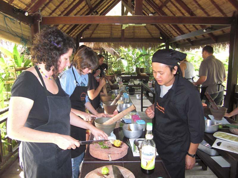 Lernen Sie laotisch kochen