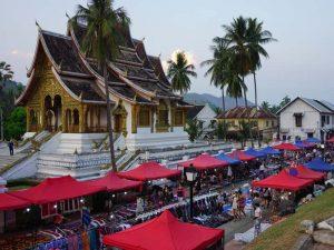 Gutes Wetter in Laos - die beste Reisezeit wählen