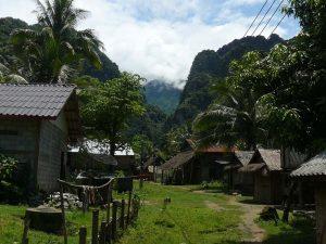 In Laos ist Internet nicht überall zu empfangen