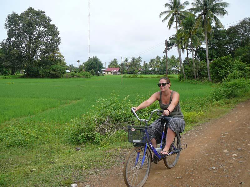Erkunden Sie die Stadt und ihre Umgebung mit dem Fahrrad