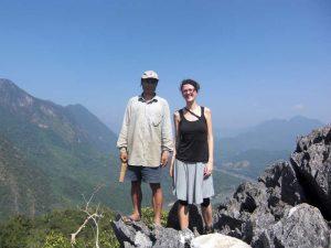 Ihr Guide in Laos wird sich über etwas Trinkgeld freuen