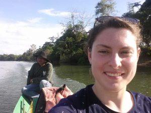 Reisespezialistin in Laos