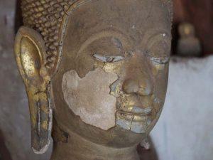 Buddha-Statue in Vientiane