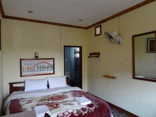 Gemütliches Zimmer in Luang Namtha