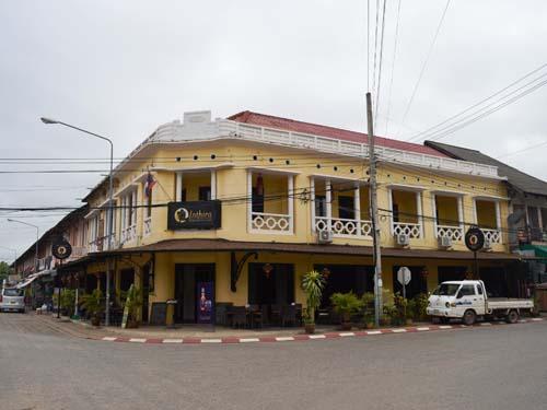 Hotel im Kolonial-Stil in Thakhek