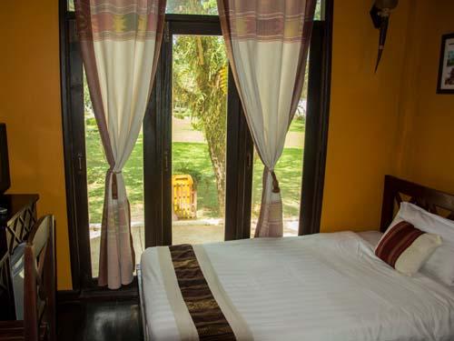 Komfortables Zimmer in Vang Vieng