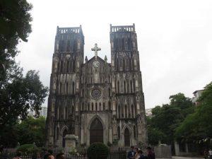 St.-Joseph-Kathedrale in Hanoi