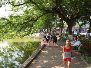 Park in Hanoi