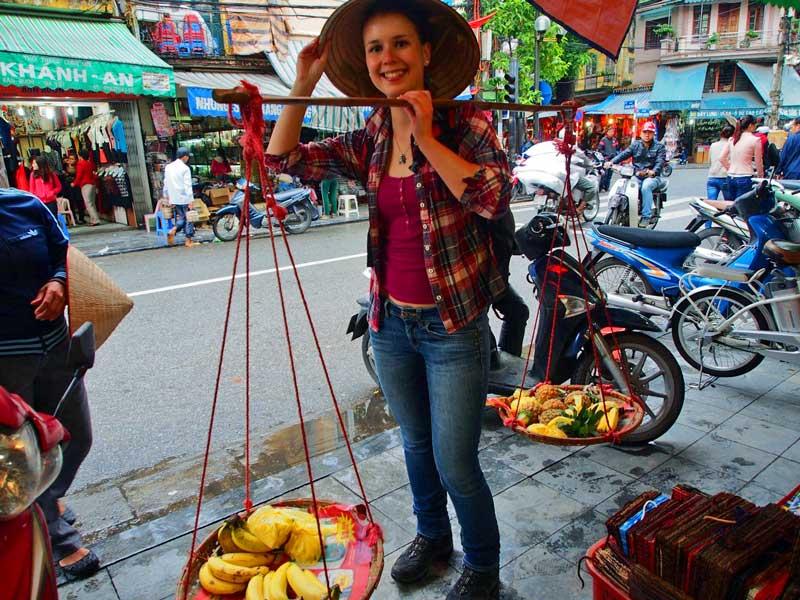 Die pulsierende Hauptstadt Hanoi