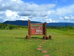 Aussichtspunkt Bolaven Plateau