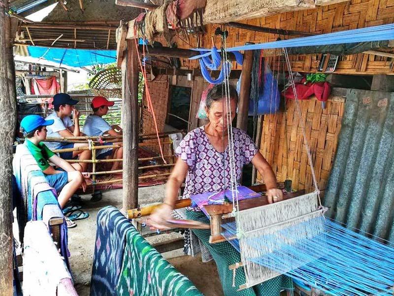 Lernen Sie verschiedene laotische Ethnien und deren Traditionen kennen