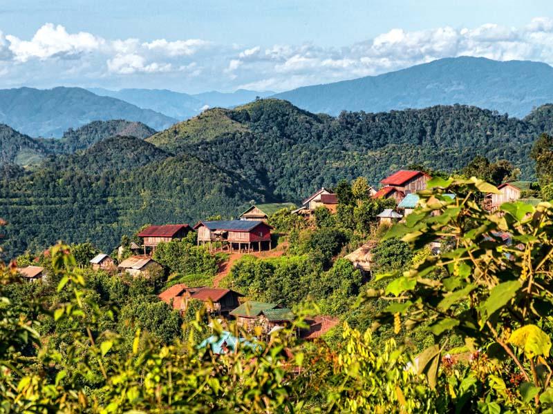 Öko-Trekkingtour bei Luang Namtha