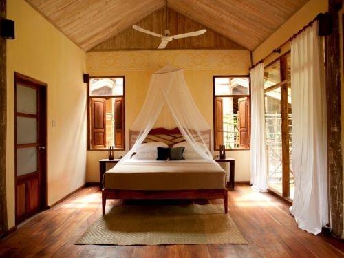 Komfortables Zimmer in Luang Prabang