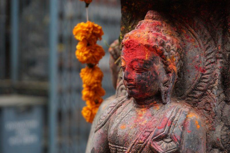 Templverziehrung, Patan