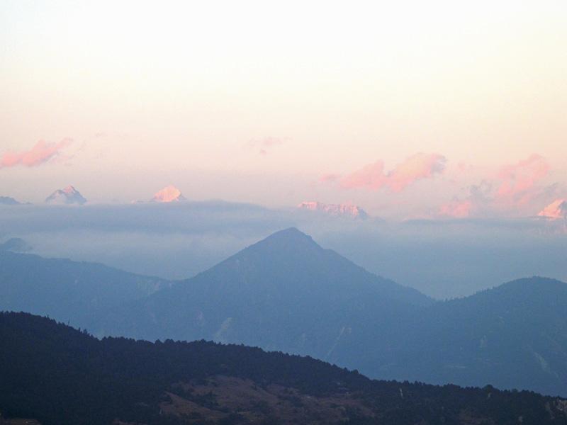 Helambu Berge