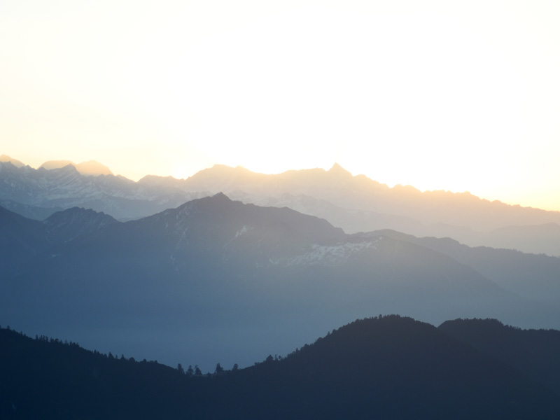 Helambu Panorama